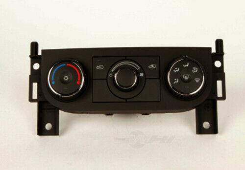 HVAC Control Panel ACDelco GM Original Equipment fits 07-11 Chevrolet HHR