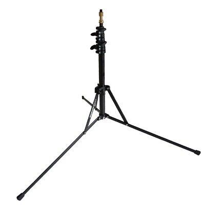 Manfrotto 5001B Nano Black Stand 49cm -190cm Stativ kleines leichtes Klappstativ