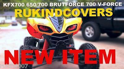 KFX 700 REAPER EYE'S Headlight Covers Set of 2