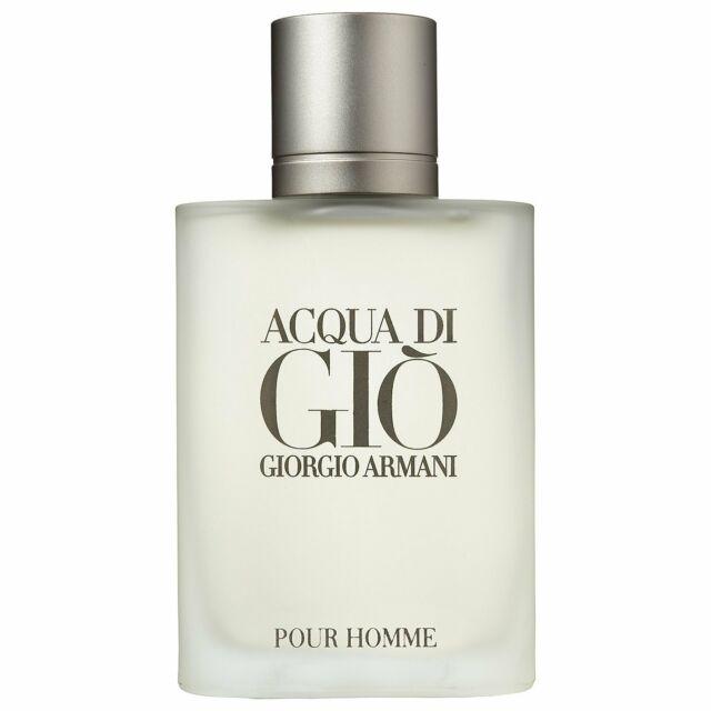 ACQUA DI GIO  100ml EDT Spray Perfume For  Men  By GIORGIO ARMANI ( Tester )