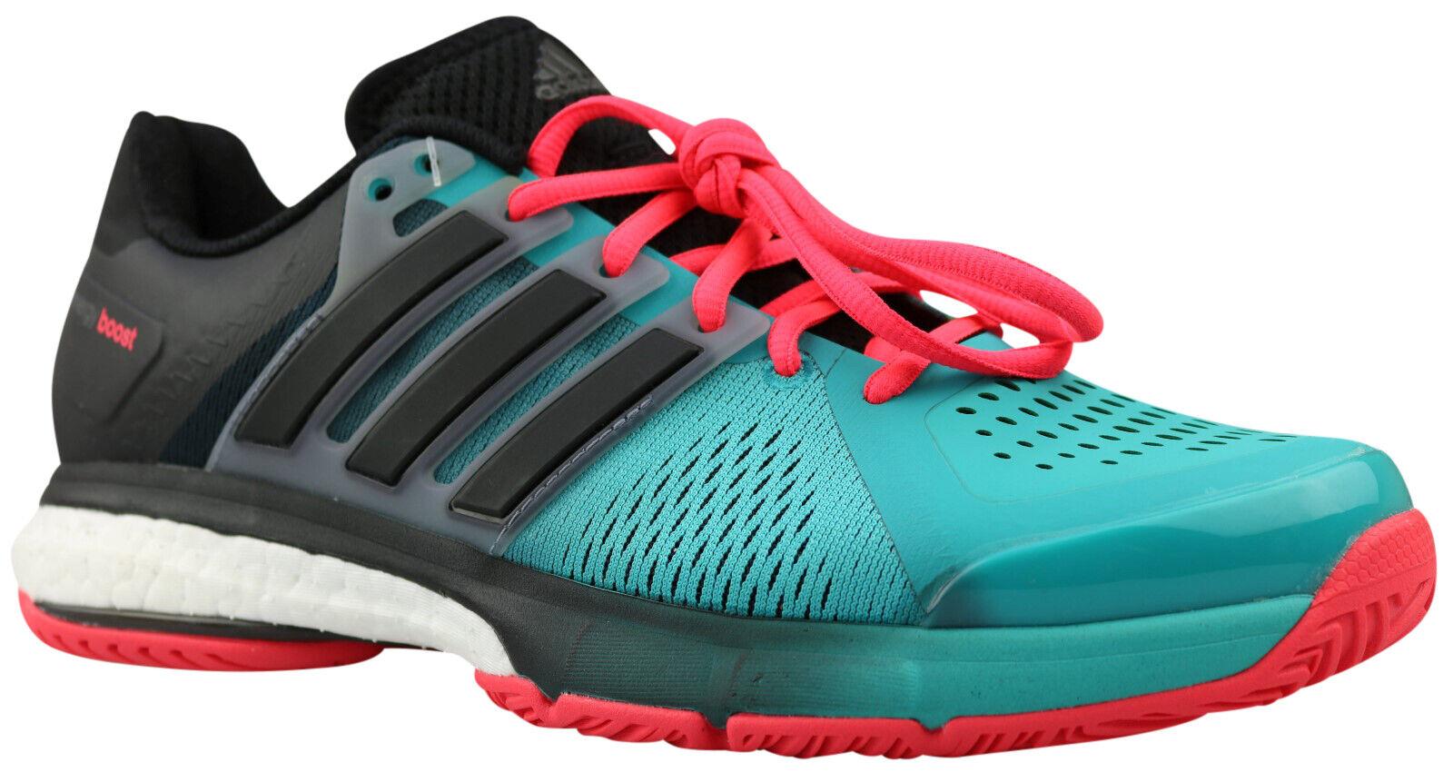 Zapatillas de tenis Hombres Adidas tenis energía impulso mujeres verde S82692 tamaño 42 nuevo