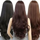 Women Long Curly Wavy Full Wig Heat Resistant Hair Grace Party Cosplay Lolita!