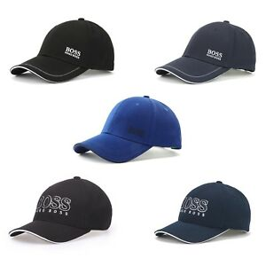 f0586fb4001 BRAND NEW HUGO BOSS MEN S UNISEX BASEBALL GOLF CAP 1 AUTHENTIC - ONE ...
