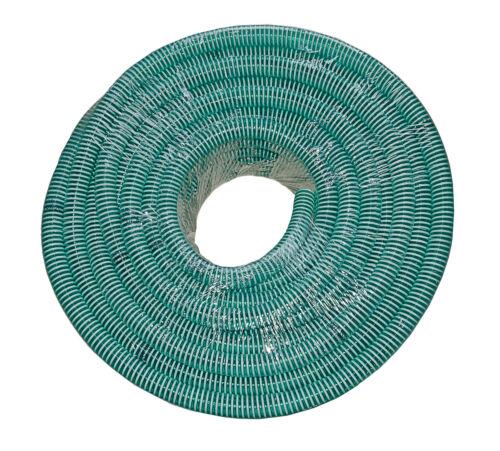 versch Saugschlauch Spiralschlauch Pumpenschlauch 1 Zoll Rollenlängen 25mm