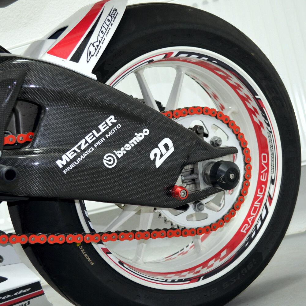 Felgenaufkleber Wheelskinzz® Felgendekor Felgendekor Felgendekor Wheelsticker  RACING EVO  PSW 835893