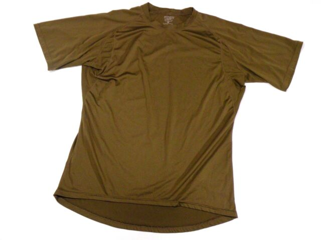 Beyond CLS PCU L1A Silk Line T Shirt Size XL-R Coyote Brown SEAL DEVGRU SOCOM