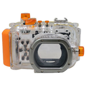 Mcoplus-40m-130ft-Underwater-Camera-Waterproof-Housing-Diving-Case-for-Canon-S95