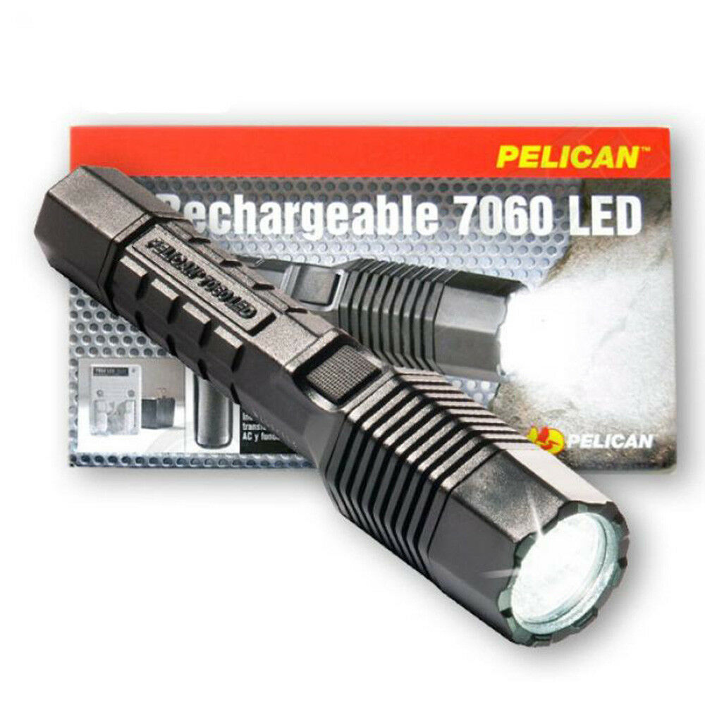 PELI 7060 torch PELICAN LED flashlight