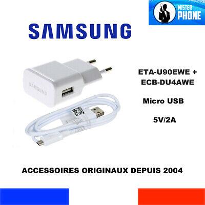 CABLE USB CHARGEUR TABLETTE SAMSUNG ECBDU4AWE ORIGINE SM