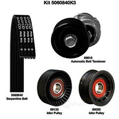 Gates 90K-39071A Complete Serpentine Kit