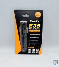 NEW Fenix E35 Ultimate Edition LED Pocket Flashlight E35UE ~ 1,000 LUMENS