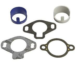 Thermostat Service Kit for GM4 V6 V8 Mercruisers with Plastic Sleeve
