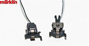Maerklin-H0-E117993-Digitale-Telexkupplung-fuer-NEM-Schacht-2-Stueck-NEU-OVP