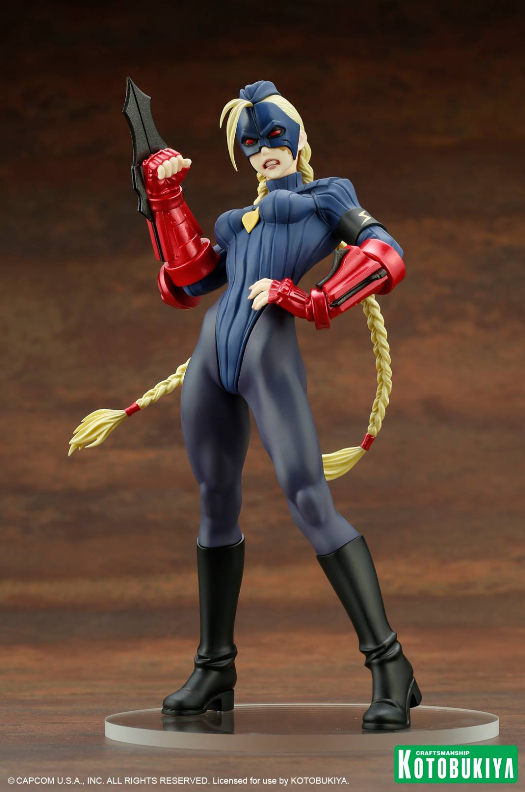 KOTOBUKIYA BISHOUJO STREET FIGHTER DECAPRE  FIGURE   STATUE 1 7 SCALE IN STOCK