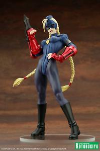 Kotobukiya Bishoujo Street Fighter Decapre Figurine / Statue Echelle 1/7 En Stock