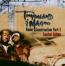 Timbaland & Magoo Under construction II-Ltd. Edition (2003) [CD]
