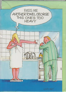 Suppository .. Humour Birthday Card PL1~ FREE POSTAGE UK