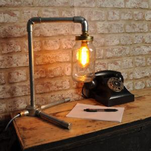 Image Is Loading LANGMORE Desk Lamp 20 VAT Inc Vintage Retro