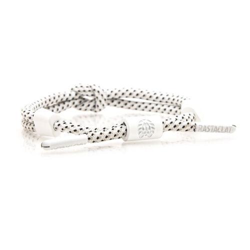 Rastaclat Knotaclat Vida Polka Dot Shoelace Wristband Bracelet Jewelry RC025VIDA