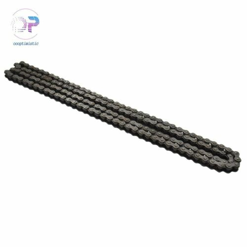 Black 525x150 O-Ring Drive Chain Motorcycle 525 Pitch 150 Links 8200# Tensile