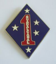 """1st MARINE DIVISION """"Badge"""" (Fabrication Actuelle)"""