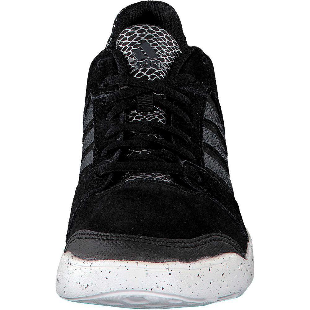 NIB adidas sneakers Vintage Vintage Vintage Style Essential Fun Black and Snake US 7 39 4513c5