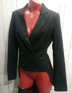 Blazer-Romeo-Et-Juliette-Couture-Small-Black