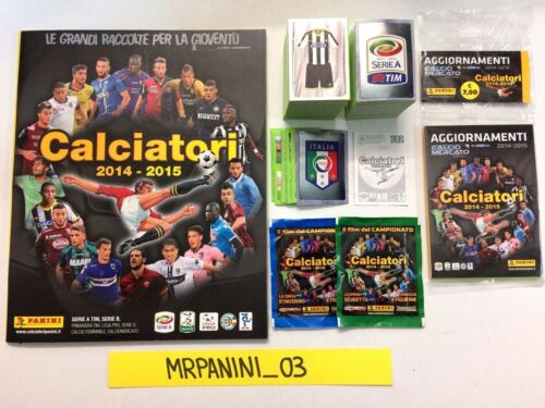 133 EMPOLI MASSIMO MACCARONE CALCIATORI Panini 2014 2015 Figurina-Sticker n