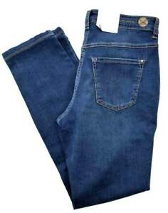 ff3f49e7ca62cd MAC Jeans DREAM SKINNY Stretch blau Röhre slim fit Gr.38 L 34 NEU   eBay