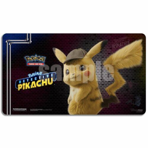 ULTRA PRO Pokemon Playmat Detective Pikachu