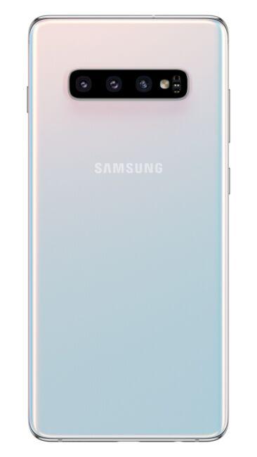 """三星 Galaxy s10+ plus sm-g975f/ds 128gb 8gb (出厂无锁版) 6.4"""" 双 SIM"""