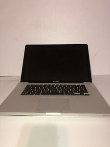 """Apple MacBook Pro A1278 13.3"""" Laptop -2010 AS IS For Parts ..."""