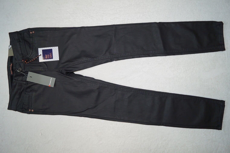 Street One  YORK Jeans Jeans Jeans Hose Lederlook Gr.34 L30 Slim Fit Stretch schwarz  NEU   Passend In Der Farbe    Mittel Preis    Queensland    Sehr gelobt und vom Publikum der Verbraucher geschätzt    Professionelles Design  a8c358