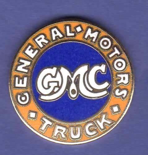 GMC TRUCKS TRUCK HAT PIN LAPEL TIE TAC ENAMEL BADGE #1266