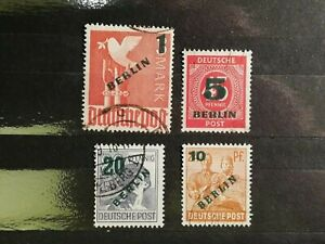 German-Stamps-Germany-Berlin-Occupation-Stamps