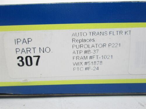 NEW Installer Preferred 307 Auto Transmission Filter Kit P221 B-37 FT-1021