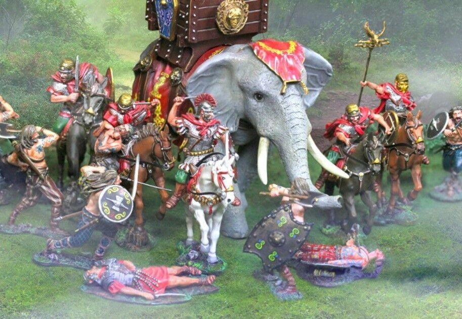 Die Sammler Schaufenster Romes 43AD Roman Kavallerie Set MIB