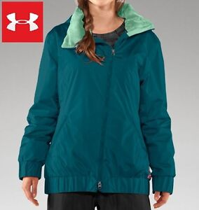 e309cafa86 NWT $249 UA Under Armour Women's Enchantress Jacket Ski Snowboard ...