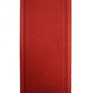 Hallway-Runner-Carpet-Rug-Red-68cm-Wide-Rubber-Backed-Typhoon-Per-Metre-New