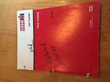 CASE INTERNATIONAL 245 TRACTORS TRACTOR PARTS CATALOG MANUAL USED