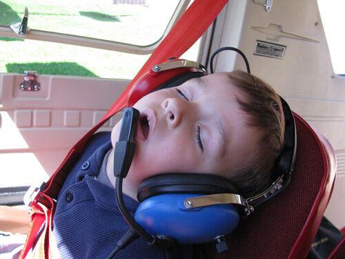 NIB PilotUSA PA-1151ACB Aviation Aircraft Pilot Headset