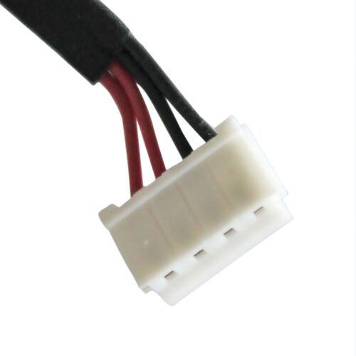 DC Power Jack W// Cable FOR TOSHIBA SATELLITE L775D-S7222 L775D-S7132 L775D-S7305