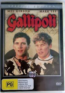 039-Gallipoli-039-1981-2-Disc-Special-Edition-DVD-Region-4-Mel-Gibson