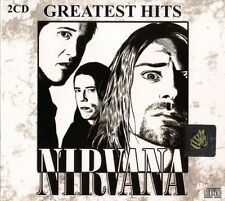 2 CD -NIRVANA -  Greatest Hits  - brand new