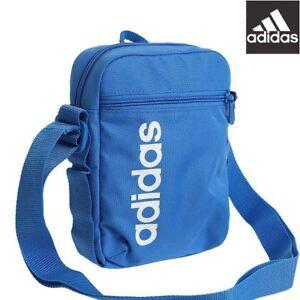 560ca77bd3fa Image is loading Adidas-Mens-ADIDAS-LIN-CORE-ORG-Bag-Blue-