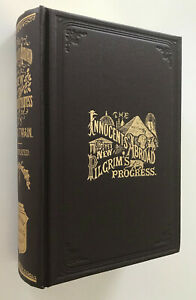 The Innocents Abroad, Mark Twain, BEST Facsimile of the 1869 First Edition