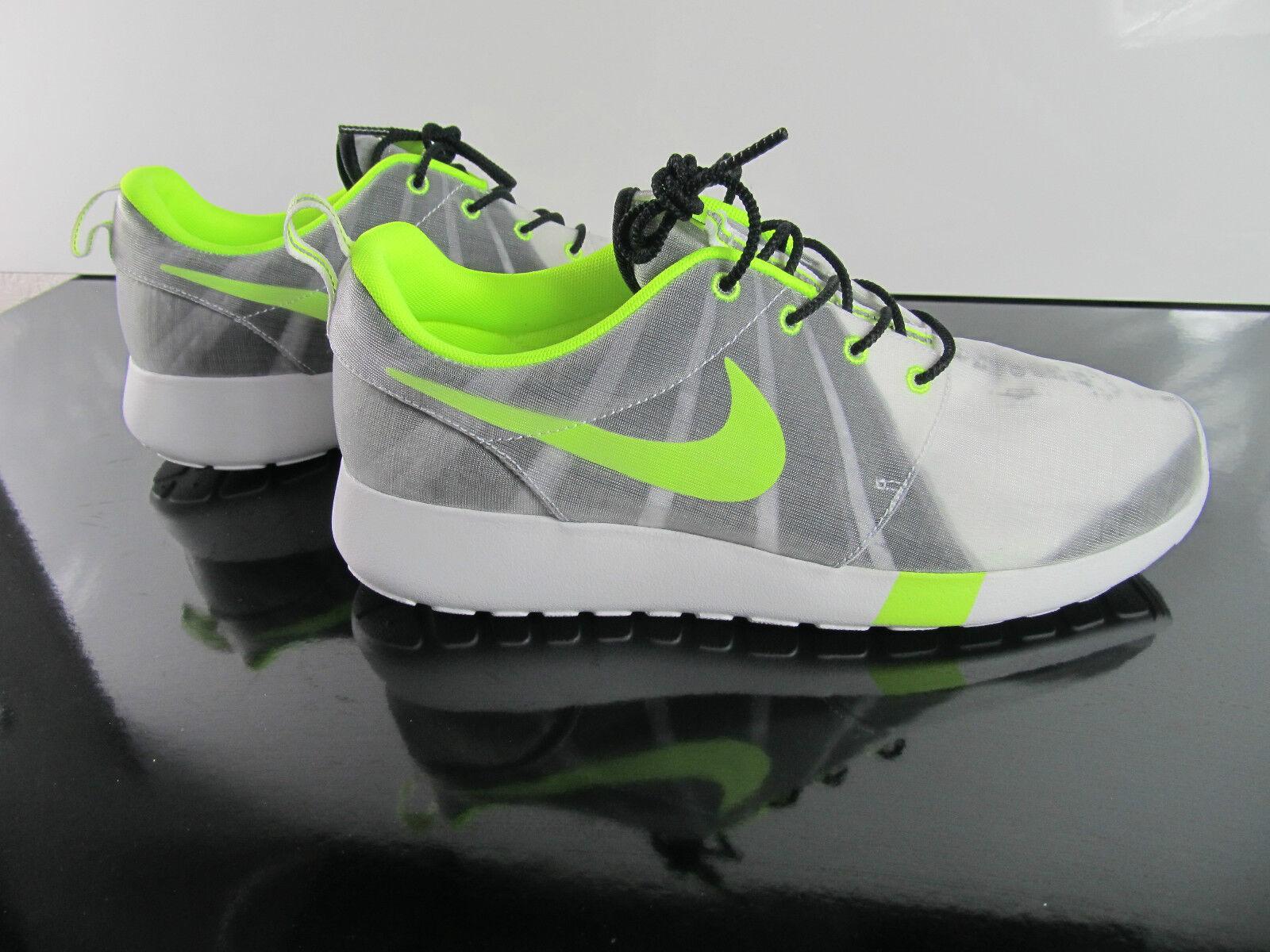Nike FV wmns Rosherun FV Nike QS negro voltios Blanco cortos uk_9 us_11.5 44 EUR 147e0e