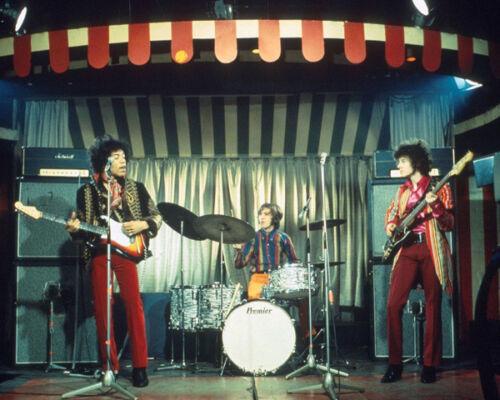 M8431 Noel Redding /& Mitch Mitchell The Jimi Hendrix Experience Jimi Hendrix