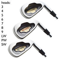 Acer - Xp Standard Golf Head Set - 3 4 5 6 7 8 9 Lw Pw Sw Gset-i3030