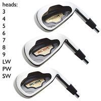 Acer - Xp Standard Golf Head Set - 3 4 5 6 7 8 9 Lw Pw Sw Gset-i3030